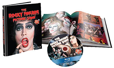 The Rocky Horror Picture show 15/09/10 Digibook Edition 3344428041502