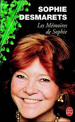 Les mémoires de Sophie, SOPHIE DESMARETS tous les livres à la Fnac