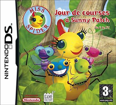 Miss Spider : Jour de Courses à Sunny Patch DS