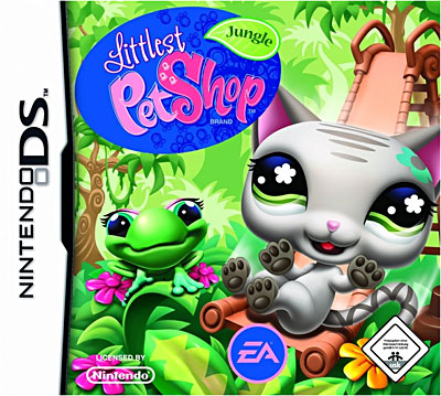 Littlest Pet Shop Jungle DS