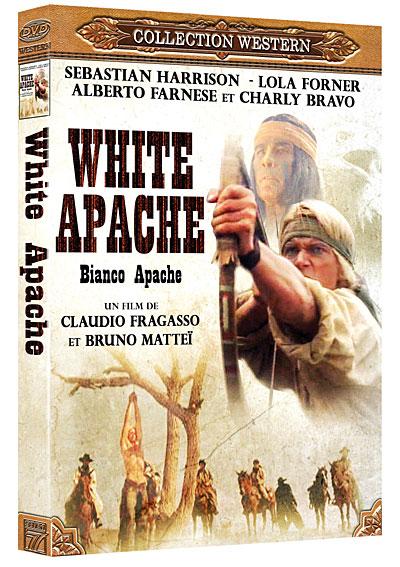 Bianco Apache ( Apache Kid ) –1986- Bruno MATTEI 3512391751722