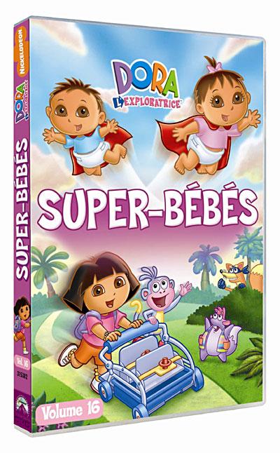 Dora l'exploratrice - Super bébés [FRENCH][DVDRIP] [RG]