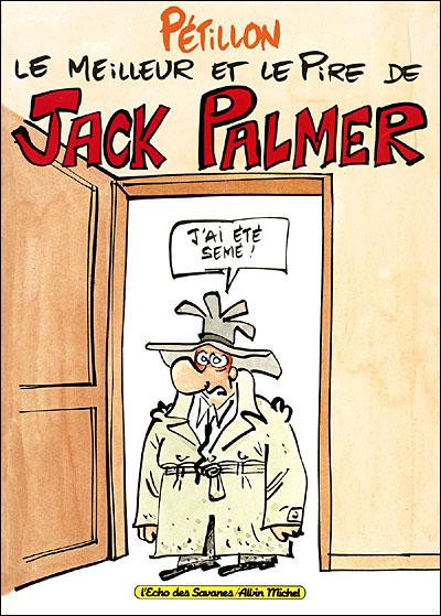Jack Palmer ( Petillon ) 13 Albums et H.S
