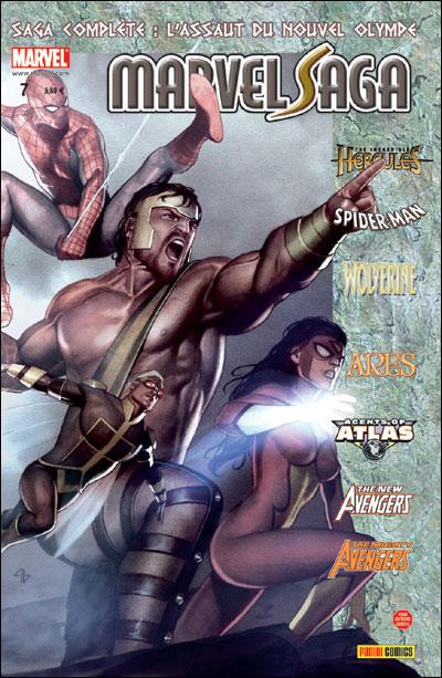 Marvel Saga [Trimestriel] 9782809416442
