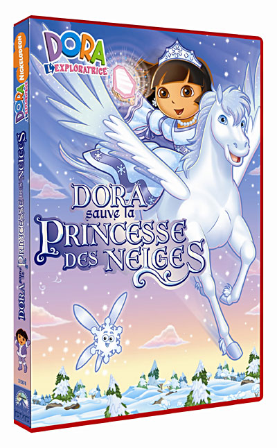 Dora sauve la Princesse des Neiges [FRENCH][DVDRIP] [RG]