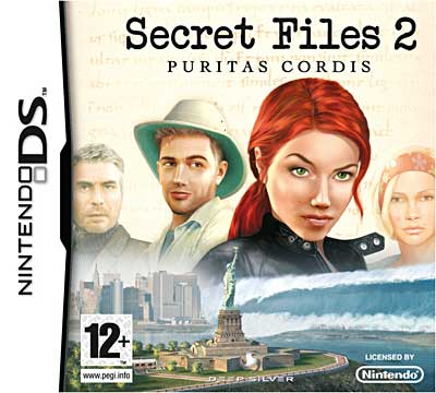 Secret Files : Tunguska DS