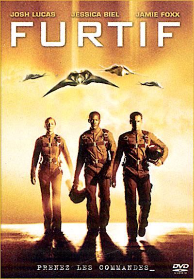 [DVD] Furtif 3333297869652