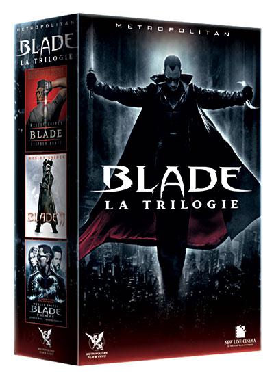 Blade: La Trilogie
