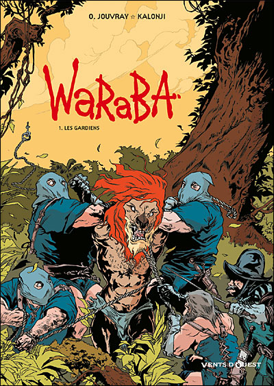 "Couverture de ""Waraba"""