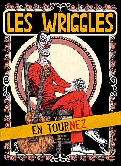 les wriggles - Les Wriggles 3596972086472