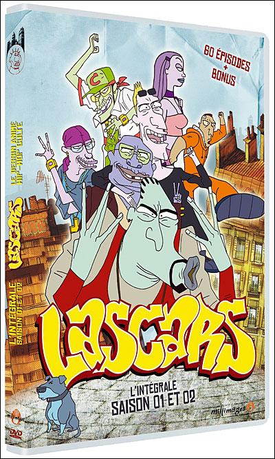 Lascars integrales Saison1&2+Film [DVDrip|FR] [FS-US]