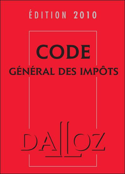 Le Code général des impôts