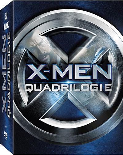 X-MEN I-II-III-IV [TRUEFRENCH] [AC3] [DVDRIP] [FS] [US]