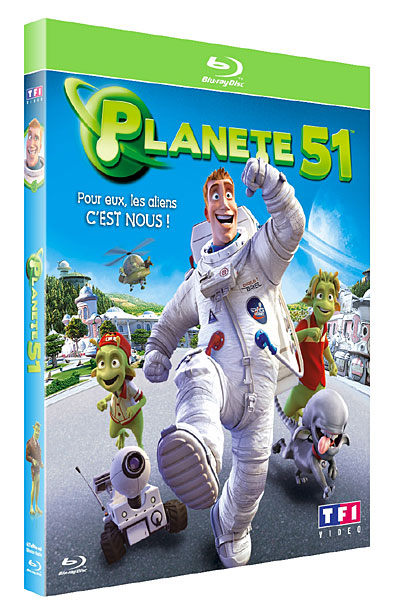 Planet 51 FRENCH [BluRay 720p] [MULTI]