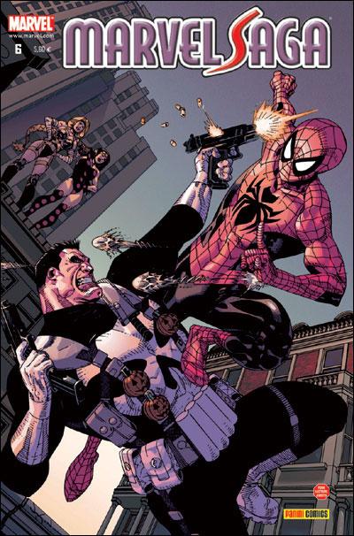 Marvel Saga [Trimestriel] 9782809414882
