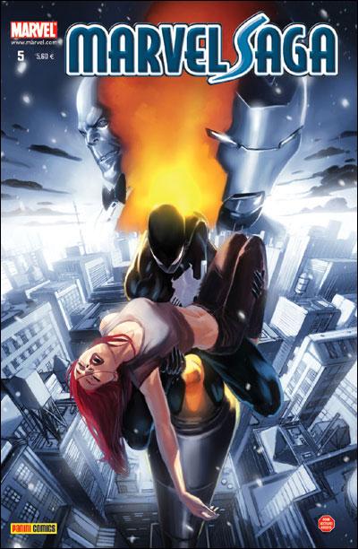 Marvel Saga [Trimestriel] 9782809412192