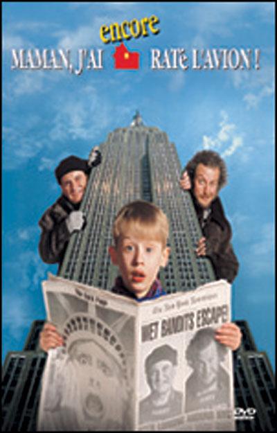 New york version maman j ai rat l avion plein les yeux il0nael - Film porte avion voyage dans le temps ...