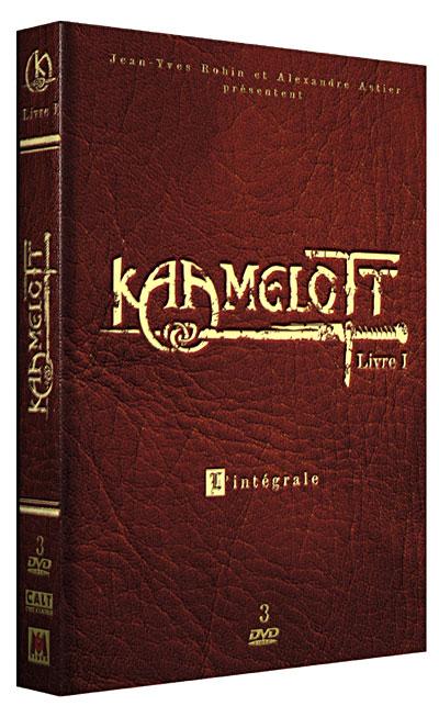 kaamelott I coffret dvd
