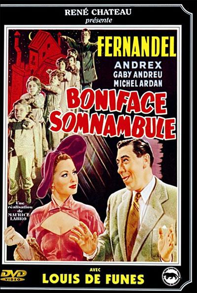 Boniface somnanbule affiche