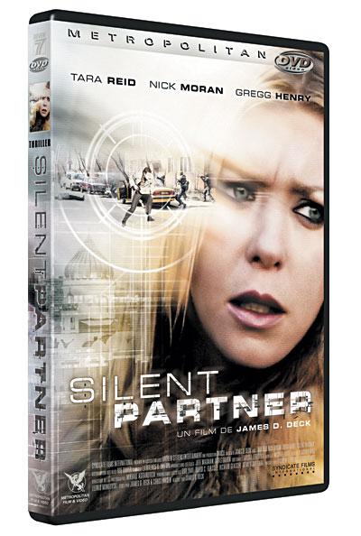 Silent Partner 2008 STV FRENCH DVDRiP XViD VNR UP BadBox preview 0
