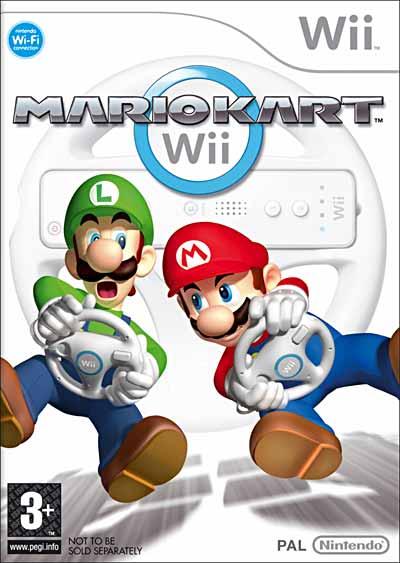 Mario Kart  dans les meilleurs jeux de wii 0045496365103