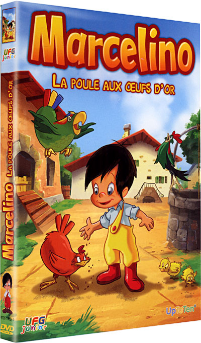 Marcelino - La poule aux oeufs d'or  [French] [DVDRIP]
