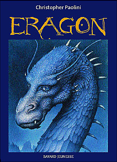 Couverture eragon tome 1