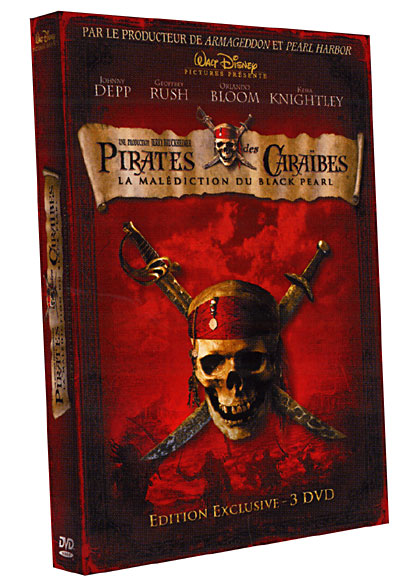 Pirates des Caraпbes : la Malédiction du Black Pearl [DVDRIP] [FRENCH] AC3 [FS]