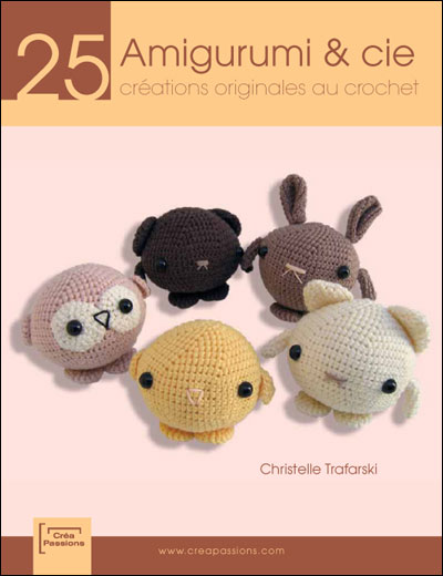Amigurumi How Much Stuffing : Attention Interview : Chris 10 000 et les amigurumis - Les ...