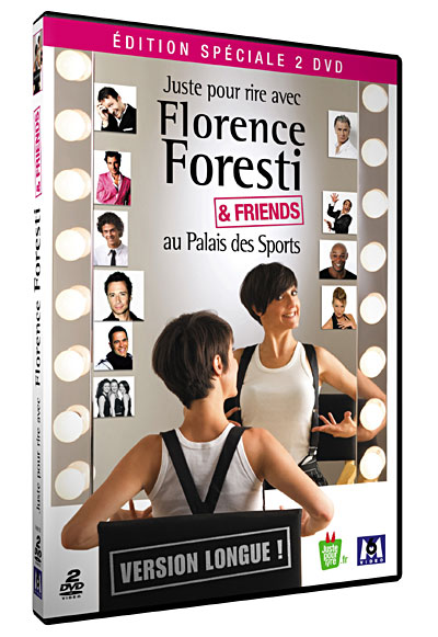 Florence Foresti And Friends [FRENCH|DVDRiP|REPACK1CD] [FS] [UD]