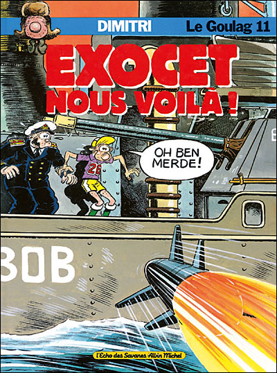 BD   le Goulag ( Dimitri )   16 Albums preview 1