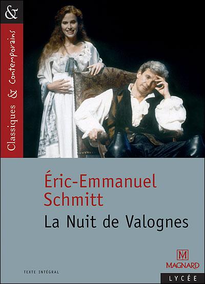 La nuit de Valognes, Éric-Emmanuel Schmitt. 9782210754713