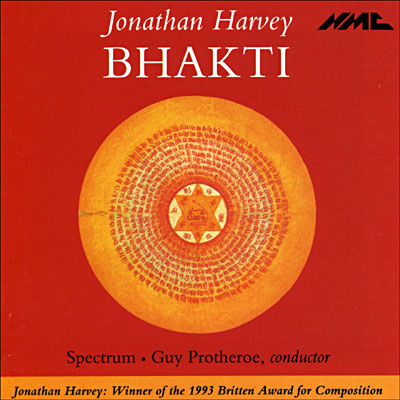 Jonathan Harvey 5023363000123