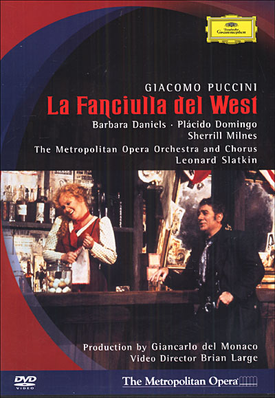 La Fanciulla del west 0044007340233