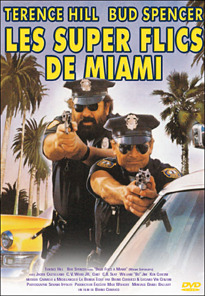 Les supers flics de Miami affiche