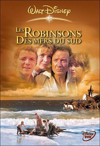 [Disney] Les Robinsons des Mers du Sud (1960) 3459370400533