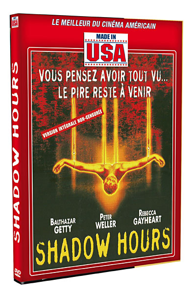 Shadow hours [DVD-R]