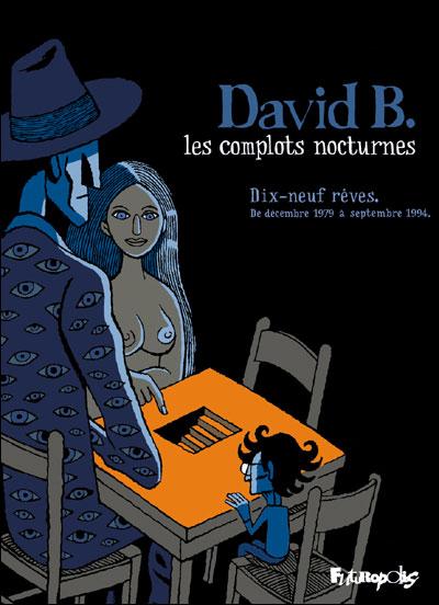 Les Maîtres de la BD : David B. 9782754800143