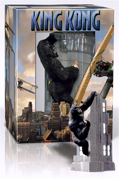 King Kong Limited Edition Box statuette 5050582455243