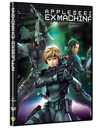 Appleseed Ex Machina [DVDRIP] [FRENCH] REPACK 1CD [FS]