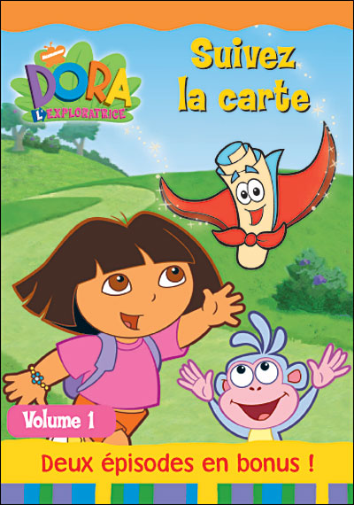 Dora : Suivez la carte [DVDRIP] [FRENCH]