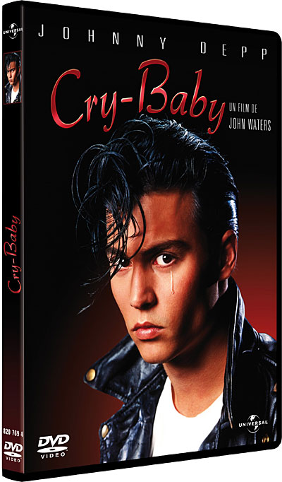 Baby Images on Cry Baby   Fnac Com   Dvd Zone 2   John Waters   Johnny Depp   Amy
