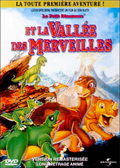 Le Petit Dinosaur 5050582289053