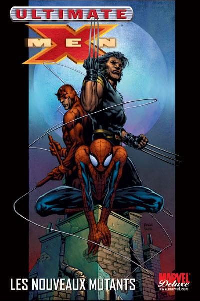 Ultimate X-Men [Marvel Deluxe] 9782809412253