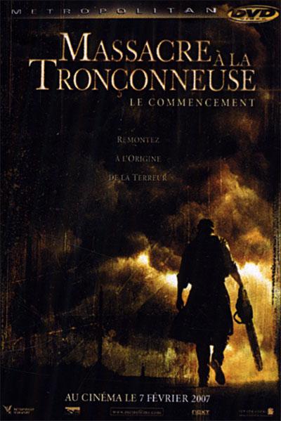 Massacre a la tronçonneuse : Le Commencement 3384442128353