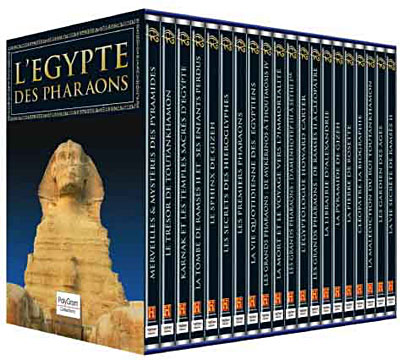 [US] [FS]   L'EGYPTE DES PHARAONS - 50 Episodes