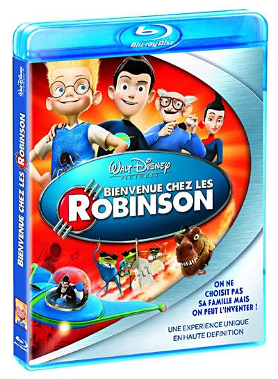 Bienvenue chez les Robinson [BLURAY 3D] [FS]