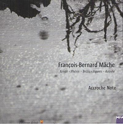 François-Bernard Mâche 0826596025483