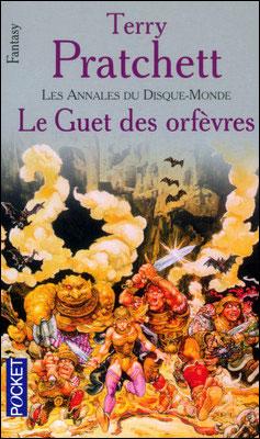 Pratchett Terry - Le guet des orfèvres - Les annales du Disque-Monde T15 9782266136983