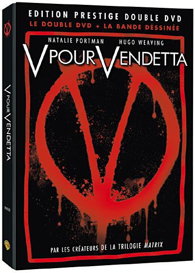 V for Vendetta : 19/10/06 z2 7321950816293